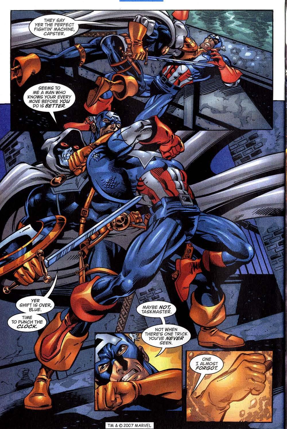 Captain America (1998) Issue #44 #51 - English 28