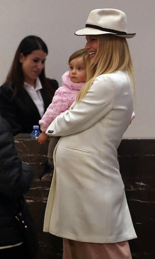 First 3 months were difficult | Finally! Michelle Hunziker enjoys her Baby Girl