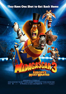Madagascar 3: Los fugitivos (Madagascar 3: Europe&#39;s Most Wanted) <br><span class='font12 dBlock'><i>(Madagascar 3: Europe&#39;s Most Wanted)</i></span>