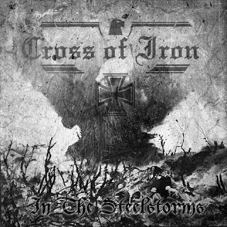 Cross Of Iron - In The Steelstorms (2011)