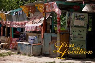 Jamaican shack