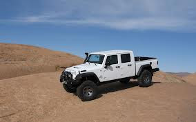 The Happy Car Salesman Aev Brute Double Cab The Jeep Pickup