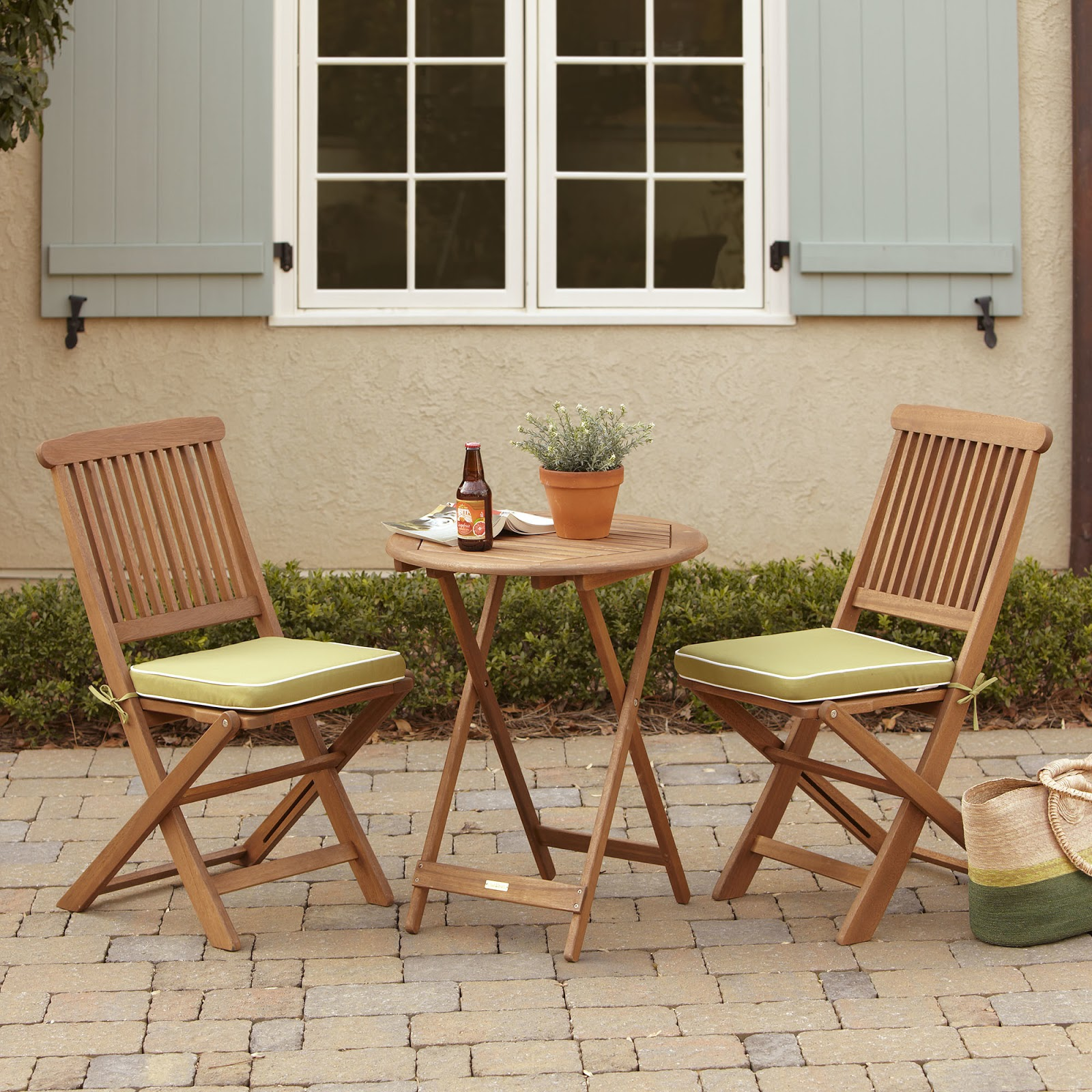Cottage and Vine: Freshen Up Your Outdoor Rooms With Birch Lane