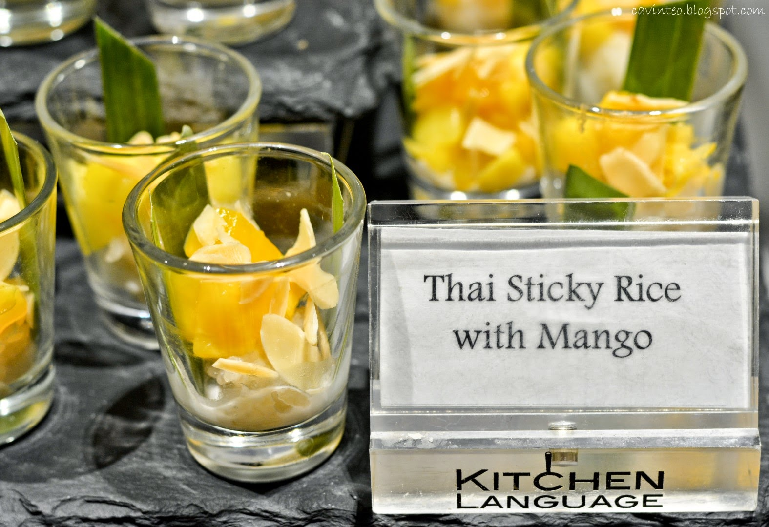 Thai-Inspired Coconut-Pandan Rice Pudding With Fresh Mango Recipe ...