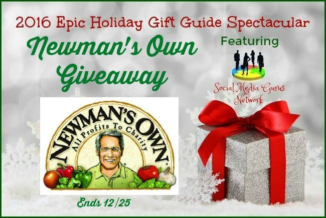 Newman's Own Giveaway