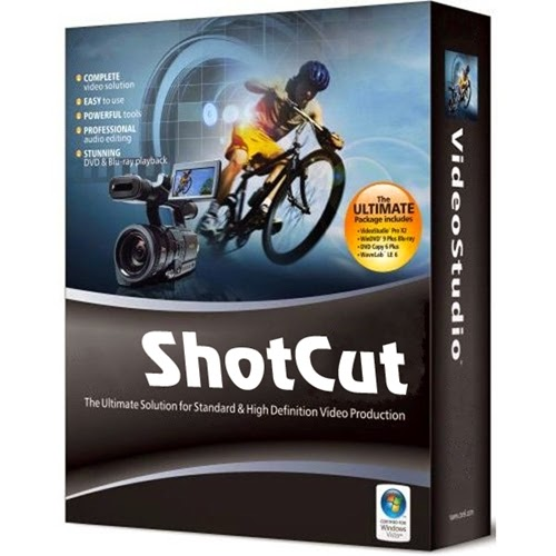 ShotCut 15.0