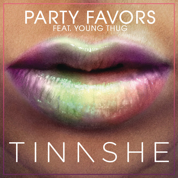 Tinashe - Party Favors (feat. Young Thug) - Single Cover