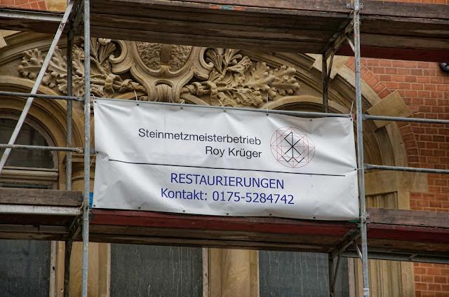 Baustelle Münzstraße / Alte Schönhauser Straße, 10178 Berlin, 10.12.2013