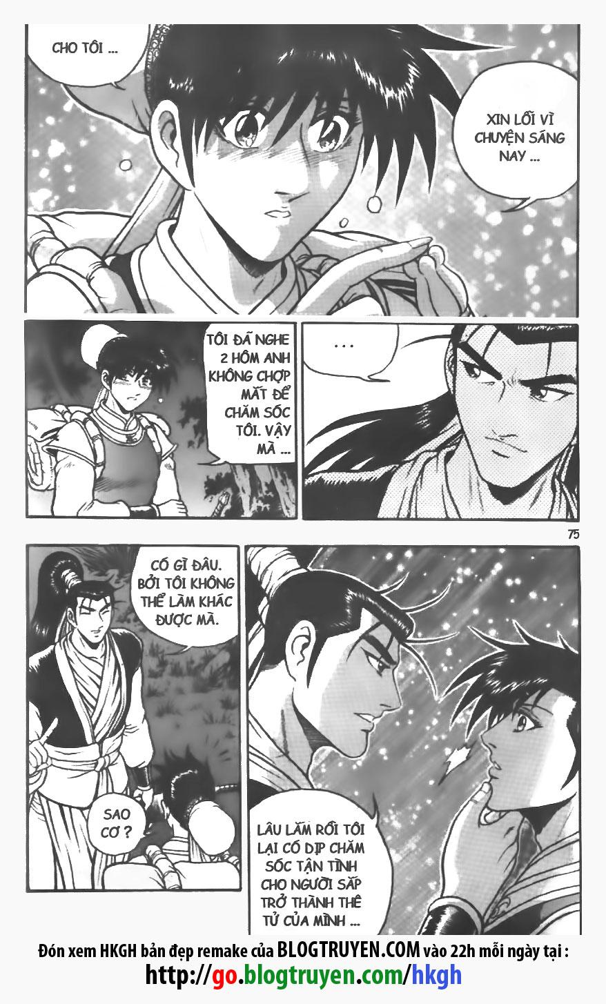 Hiệp Khách Giang Hồ chap 113 page 10 - IZTruyenTranh.com