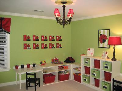 Ladybug Home Decor