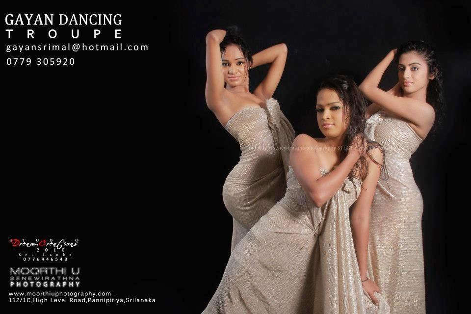 Gayan Dancing troupe
