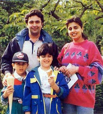 Ranbir Kapoor Childhood PicsKareena Kapoor And Ranbir Kapoor Childhood