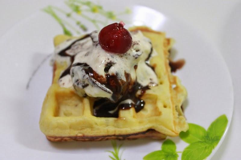Resepi Waffle
