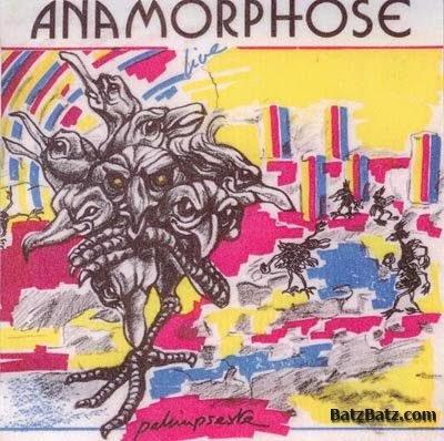 """""""Anamorphose"""" começou na França em 1982 quando """"François Dumont d'Ayot"""" (flauta e saxophone) encontrou-se com """"Olivier Lamorthe"""" (piano e sintetizador) depois de um concerto padrão de jazz onde ambos tocaram. Eles queriam tocar algo mais criativo com ênfase em tempo não convencionais, daí surgiu o """"Amenorphose"""". Sua primeira formação contava com """"Olivier Lamorthe"""" nas teclas, """"François Dumont d' Ayot"""" no saxofone e flauta, """"Philippe Villiot"""" no violino (vindo da música popular """"Anamorphose"""" começou na França em 1982, """"François Dumont d'Ayot"""" (flauta e saxophone) encontrou-se  """"Olivier Lamorthe"""" (piano e sintetizador) depois de um concerto padrão de jazz onde ambos tocaram. Eles queriam tocar algo mais criativo com ênfase em assinaturas de tempo não convencionais, daí surgiu o """"Amenorphose"""". Sua primeira formação contava com """"Olivier Lamorthe"""" nas teclas, """"François Dumont d' Ayot"""" no saxofone e flauta, """"Philippe Villiot"""" no violino (vindo da música popular irlandesa e grega), um baterista que eles chamavam de """"sherpas"""" que desapareceu do cenário musical muito cedo e uma mulher no baixo chamada """"Odile Eschenbrenner"""" que também desapareceu. A segunda formação contava com """"Eric Bailles"""" no baixo, que tocou com a banda alternadamente com """"Natanael Veyrat"""" (que apareceu em seu único álbum) e, finalmente, """"Christophe Torion"""" na bateria. Em 30.10.1986 eles gravaram seu único álbum, que por sinal é ao vivo, foi mixado nos Estúdios """"Dagobert"""" nos dias 14 e 15 de novembro e publicado em dezembro daquele ano. Em 1988, """"Philippe Villiot"""" deixou a banda que continuou como um quarteto por alguns anos antes de juntar-se com o guitarrista """"Eric minen"""". """"Anamorphose"""" fez algumas outras gravações de uma forma mais profissional, mas é daquelas que nunca foram lançadas. Em 1997 a banda se desfez."""
