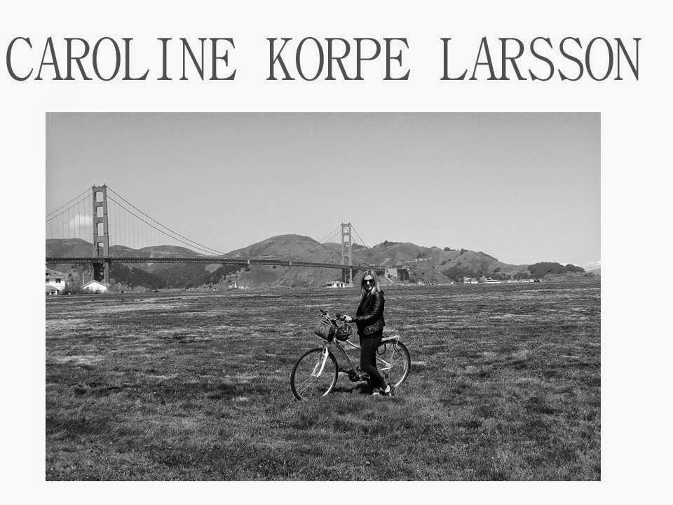 CAROLINE KORPE LARSSON