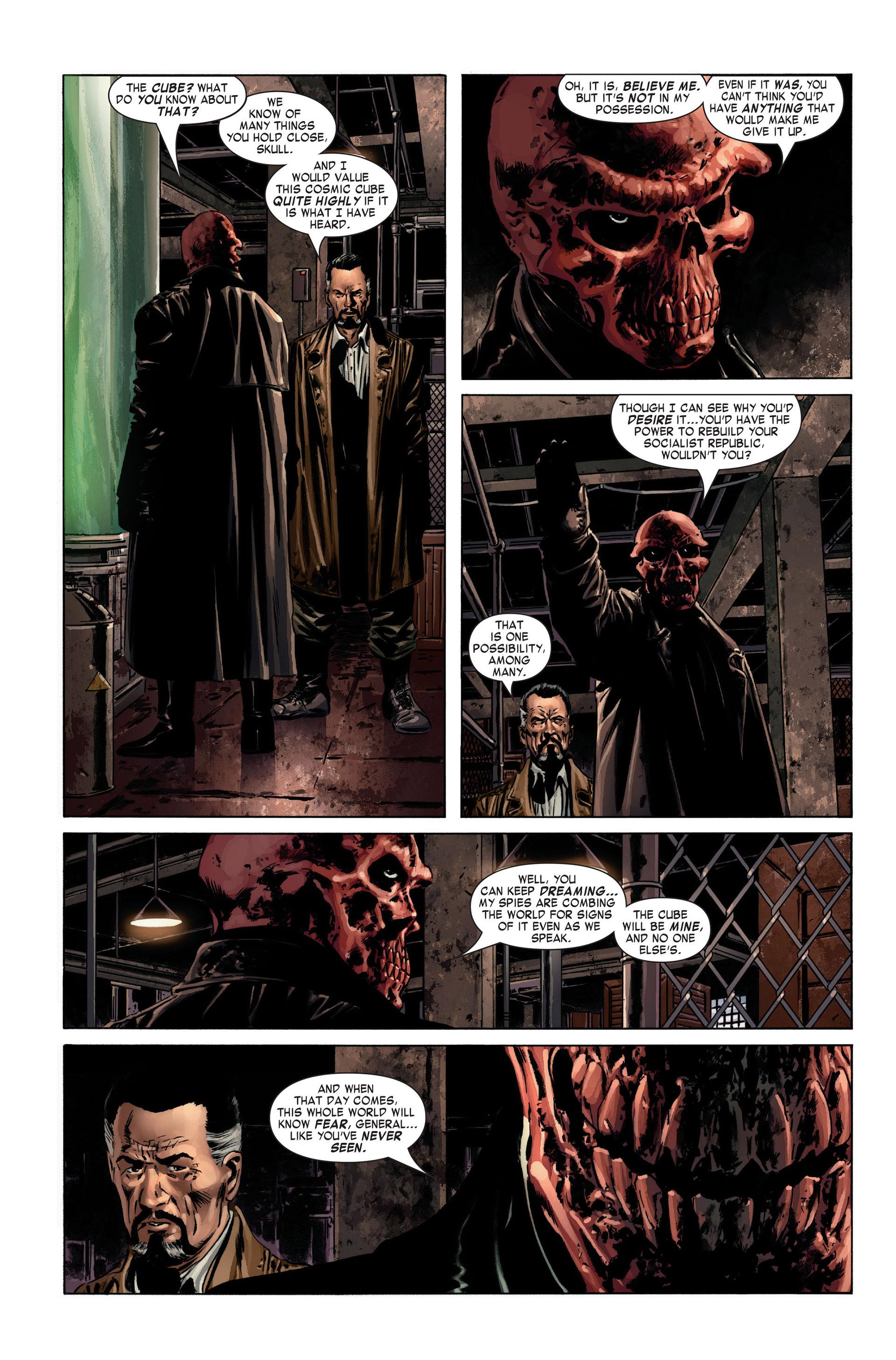 Captain America (2005) Issue #1 #1 - English 6