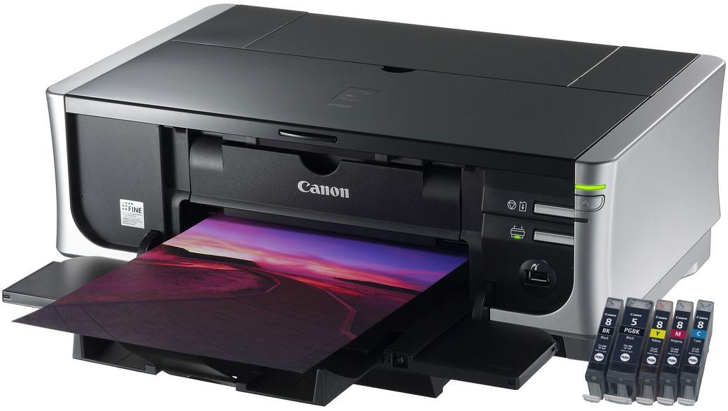 Драйвер для принтера canon ip4500 скачать бесплатно