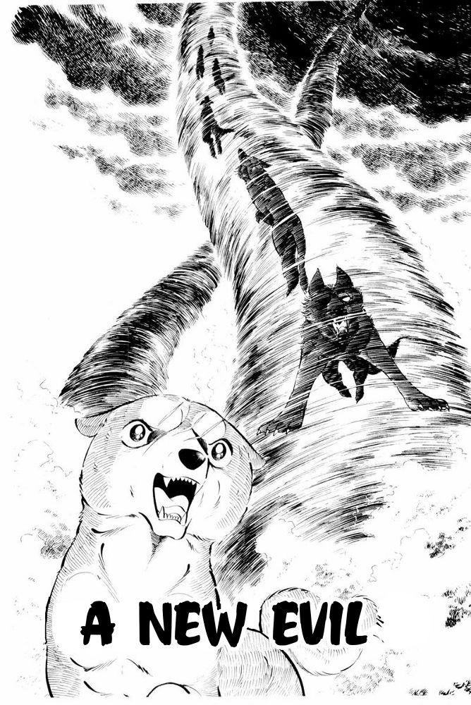 Ginga - Nagareboshi Gin - Chapter 45