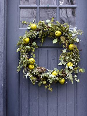Christmas Door Decorating Ideas #2: Christmas Door Decorating Ideas % )