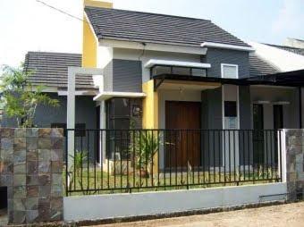 Design Rumah Minimalis 1