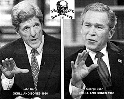 Kerry skull and bones