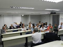 REUNIÃO DO POSTALIS COM ENTIDADES REPRESENTATIVAS DE EMPREGADOS DOS CORREIOS