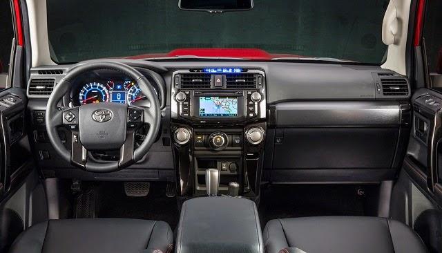 2015 Toyota Tacoma Interior