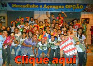 17.07.2013 - Encontro do Zonal III e V - Semana Missionária - Carnaúba dos Dantas-RN