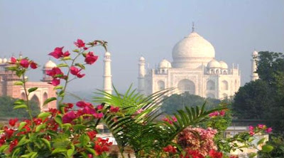 Taj Mahal, the ultimate wonder