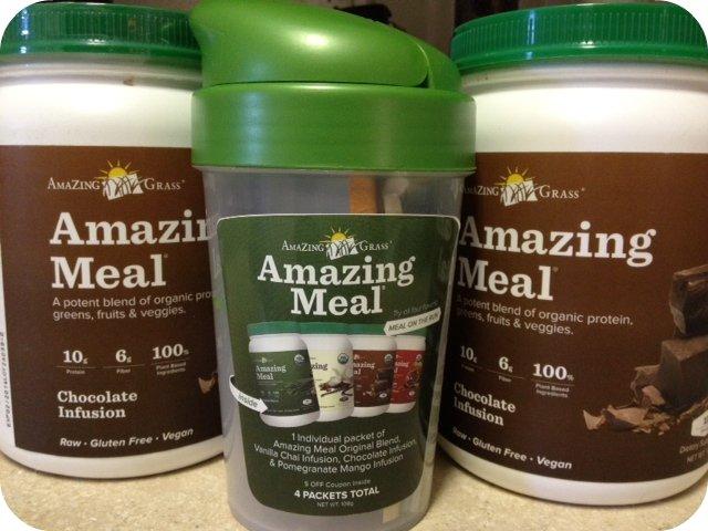 Amazing Grass Chocolate Drink Powder Recipes