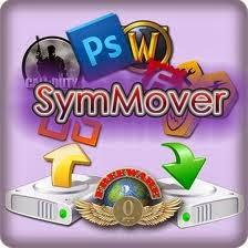 SymMover لنقل البرامج المثبته على اي قرص