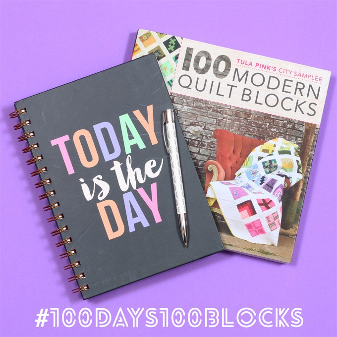 #100Days100Blocks2017