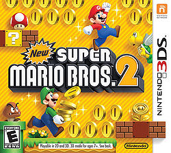 nmsb2 box New Super Mario Bros. 2 Tops August Sales?
