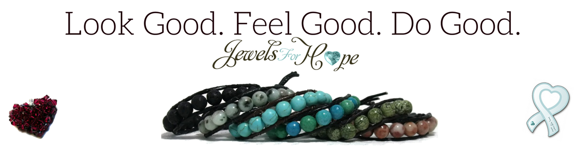 Jewels For Hope; The Blog