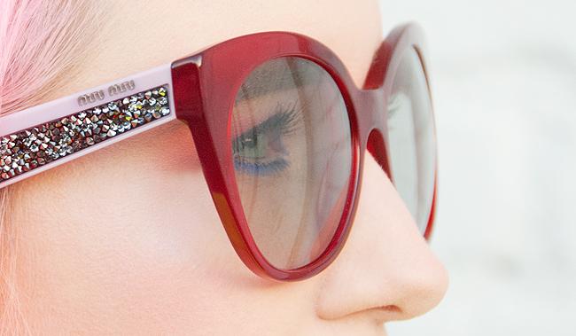 miu miu, ss2016, sunglasses
