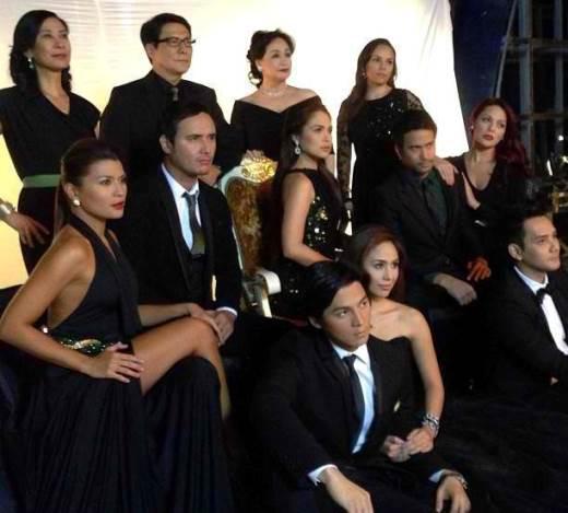 Huwag Ka Lang Mawawala teleserye cast