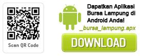 Aplikasi Bursa lampung di android