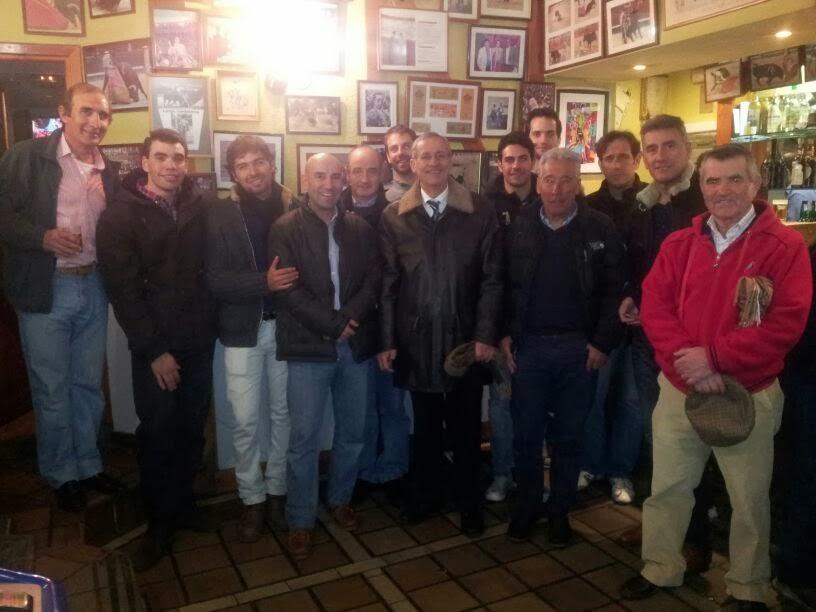 Club ciclista las rozas febrero 2014 - Cabo rufino lazaro ...