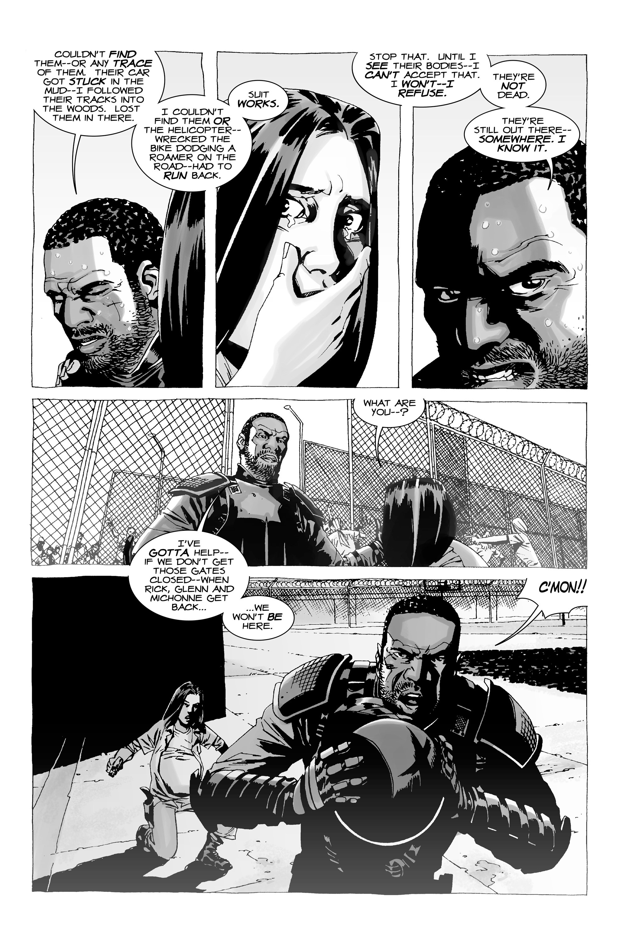 The Walking Dead 30 Page 21
