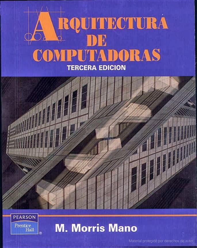 Libros universitarios arquitectura de computadores for Arquitectura de computadores