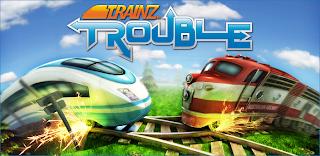 Trainz Trouble v1.0 Apk + OBB Data