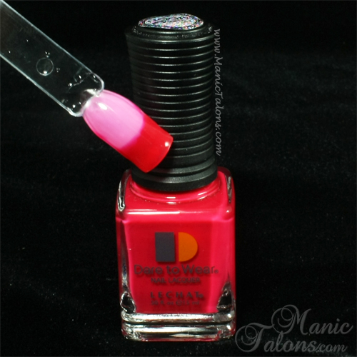 LeChat Perfect Match Dare to Wear Lacquer Rosemantic