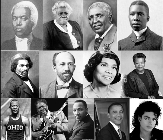 Leaders Notable People: My World: Black Like Me