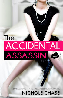 Cover Reveal: The Accidental Assassin by Nichole Chase