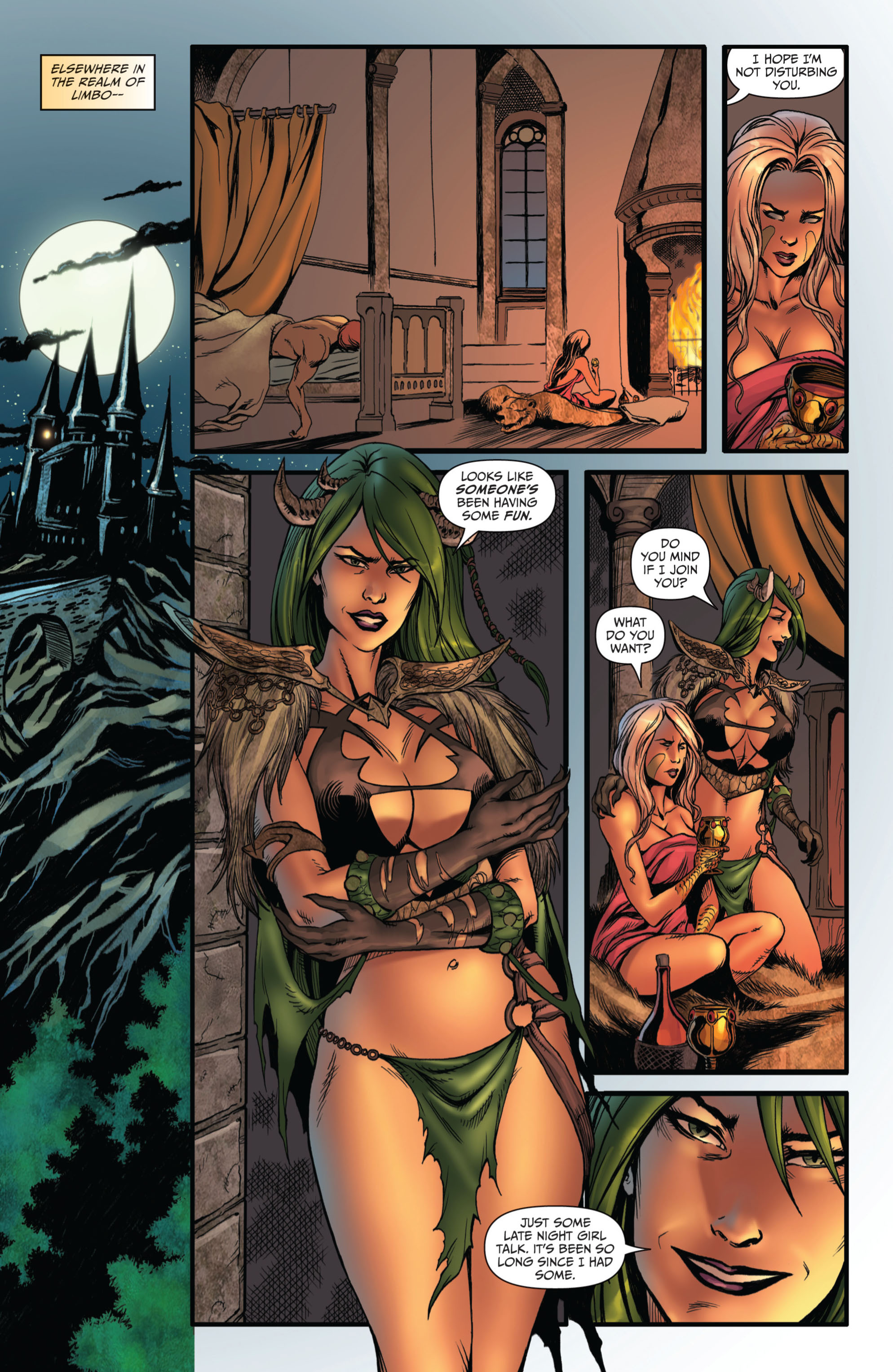 Grimm Fairy Tales (2005) Issue #73 #76 - English 16
