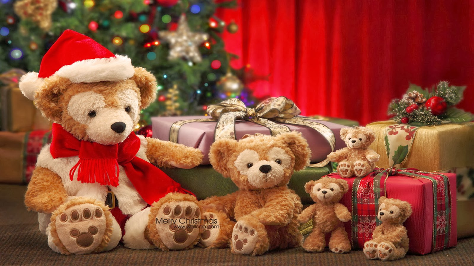 Wallpaper Hd For Desktop Background New Year And Merry Christmas Gifts Hd Wallpapers Pictures And Images
