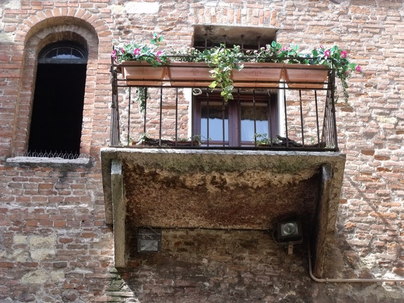 Juliet's House   The city of Veron