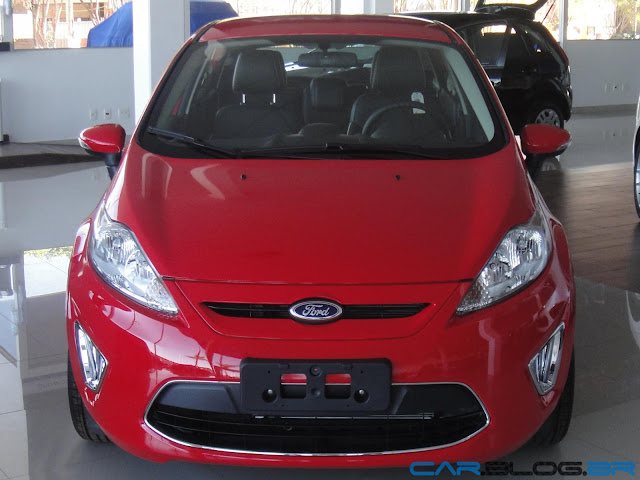 Ford New Fiesta Hatch 2013 SE