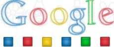 Felíz Navidad doodle de Google