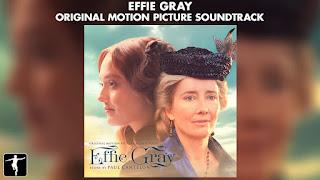 effie gray soundtracks